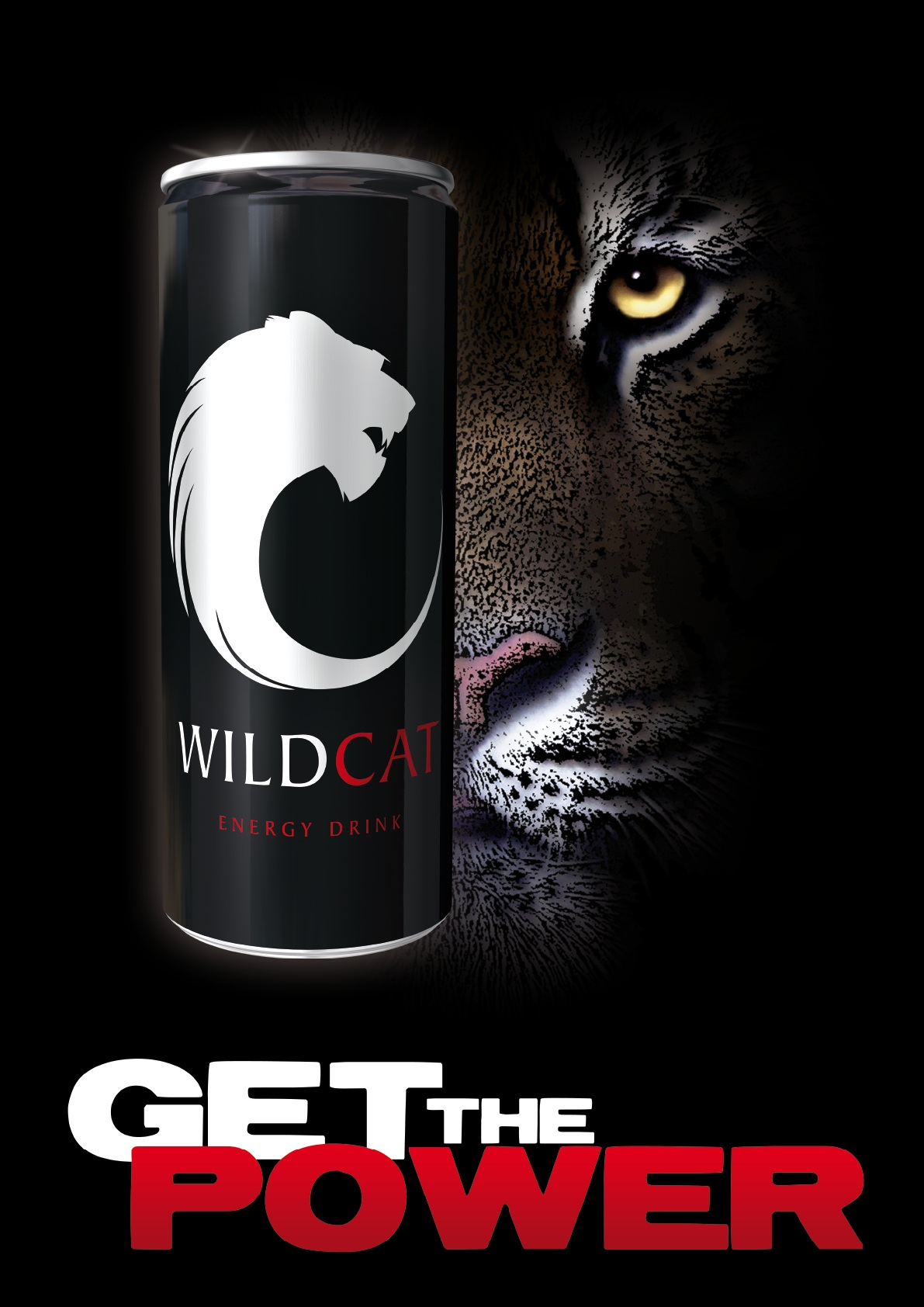 Wildcat energy drink made or the best friends