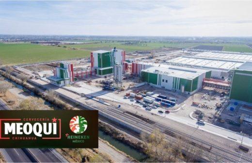 Heineken opens 500m Mexico brewery