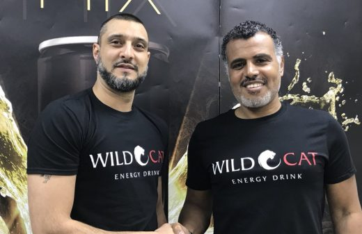WILDCAT ENERGY DRINK MIDDLE EAST