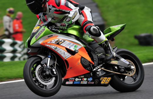 Barrett Steel Racing 600 Class Racing