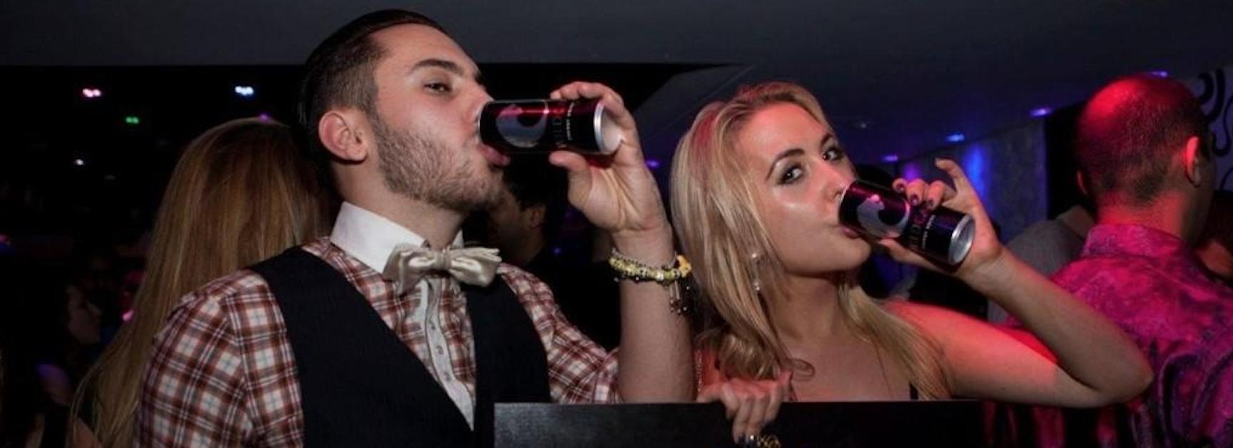 Britain is the 'binge-drinking capital of Europe - Wildcat ...
