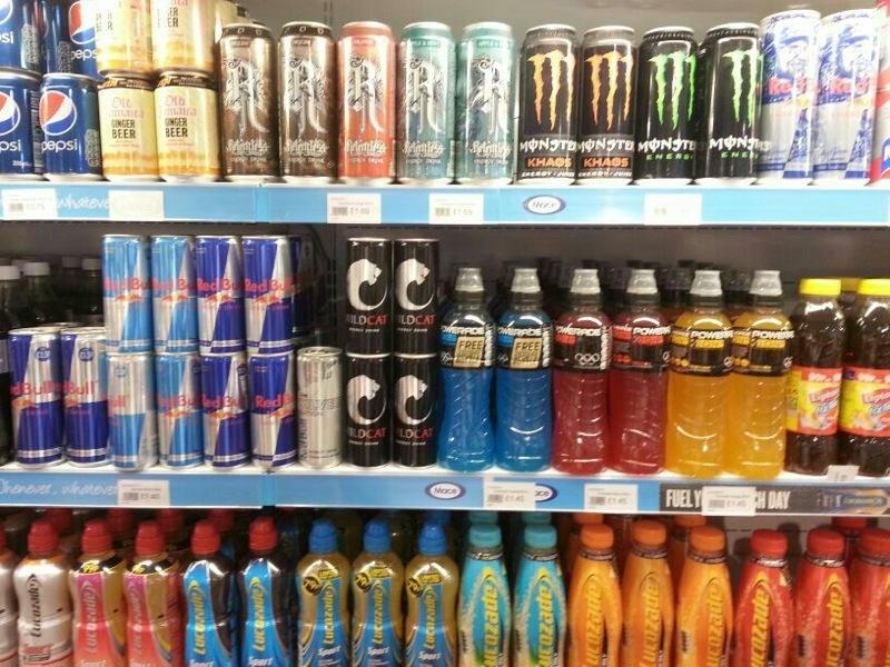 Wildcat Energy Drinks