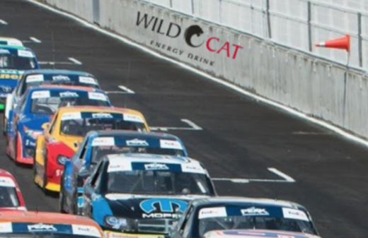 WildCat México en Nascar Peak #FeelTheSpeed